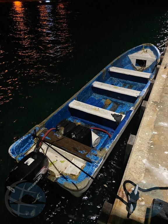 Wardacosta y KPA ta confirma detencion di indocumentadonan yegando Aruba ayera nochi