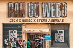 "Jeon, Dongo, y Steve Andreas ta lansa e single ""Pan cu Webo"""