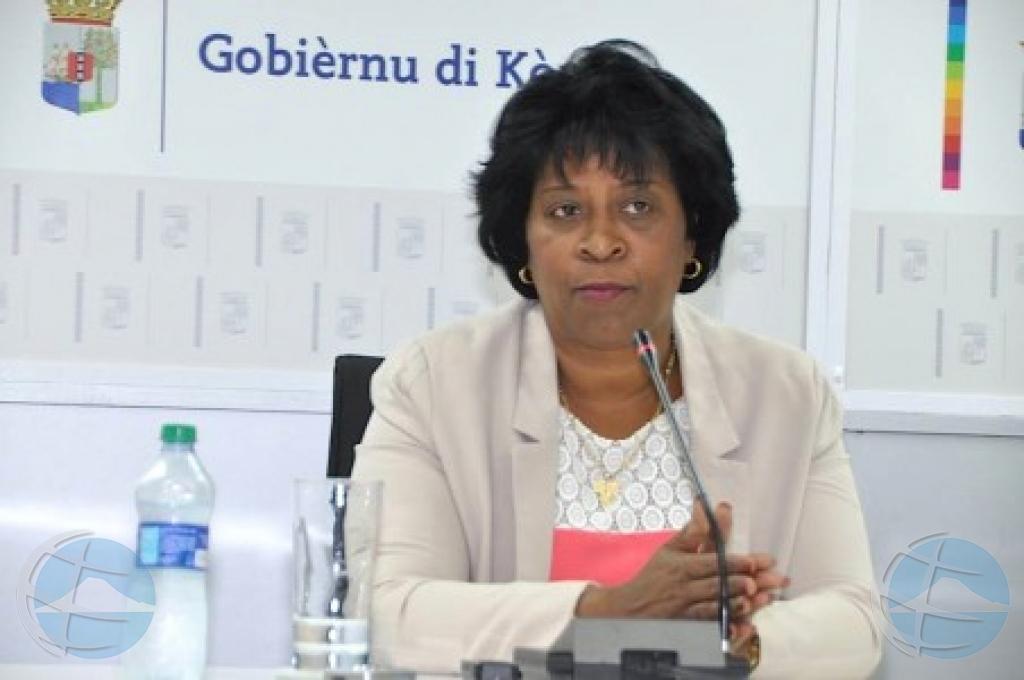 Minister na Corsou a test positivo pa Covid19