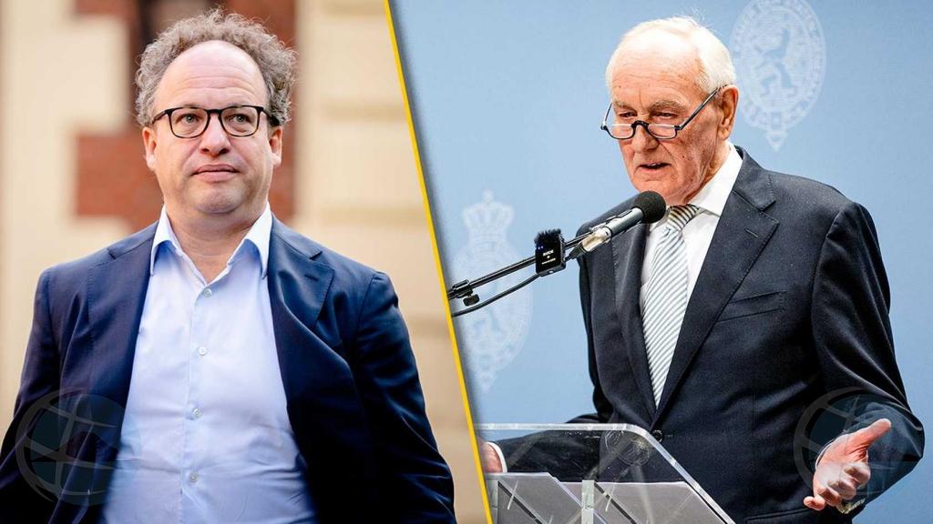 Johan Remkes y Wouter Koolmees ta informadornan 'nobo' pa forma gobierno Hulandes