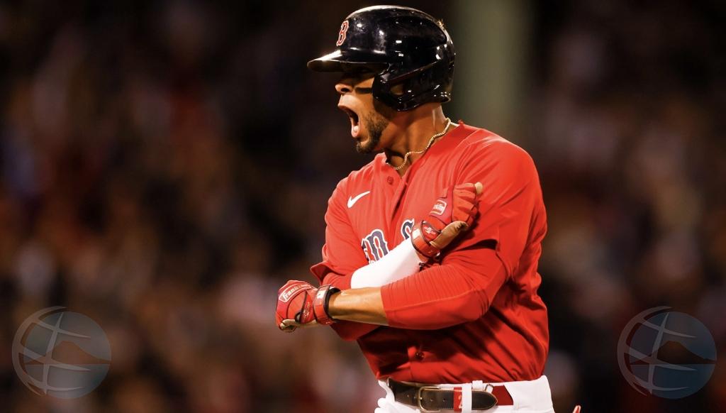 Xander Bogaerts tabata instrumental pa e victoria di Red Sox contra New York Yankees