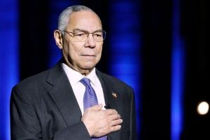 Ex secretario di estado Mericano Colin Powell a fayece di Covid19