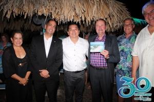 Costa Linda Resort ta celebra su 30 aña di aniversario