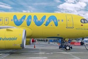 Aeroliña Colombiano Viva Air cu interes pa bula pa Aruba